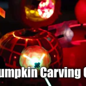 NASA Halloween Pumpkin Carving Contest
