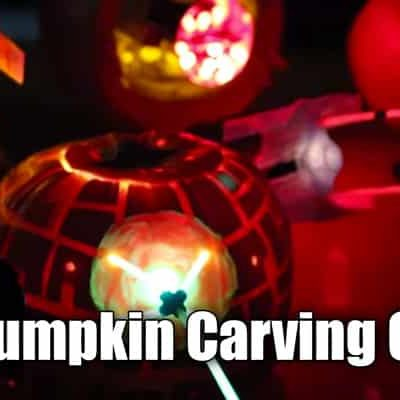 NASA Pumpkin Carving Contest
