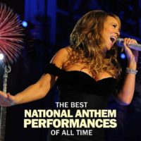The 14 Best National Anthem Performances Of All Time