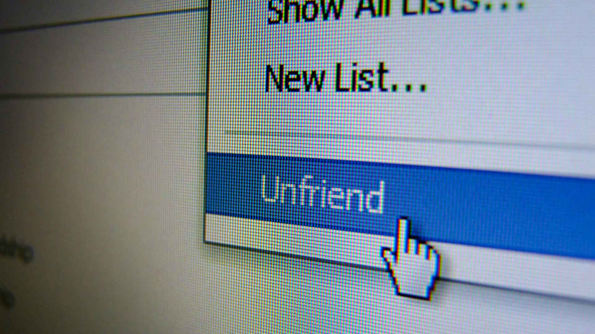 National Unfriend Day It S Time To Take Out The Trash On