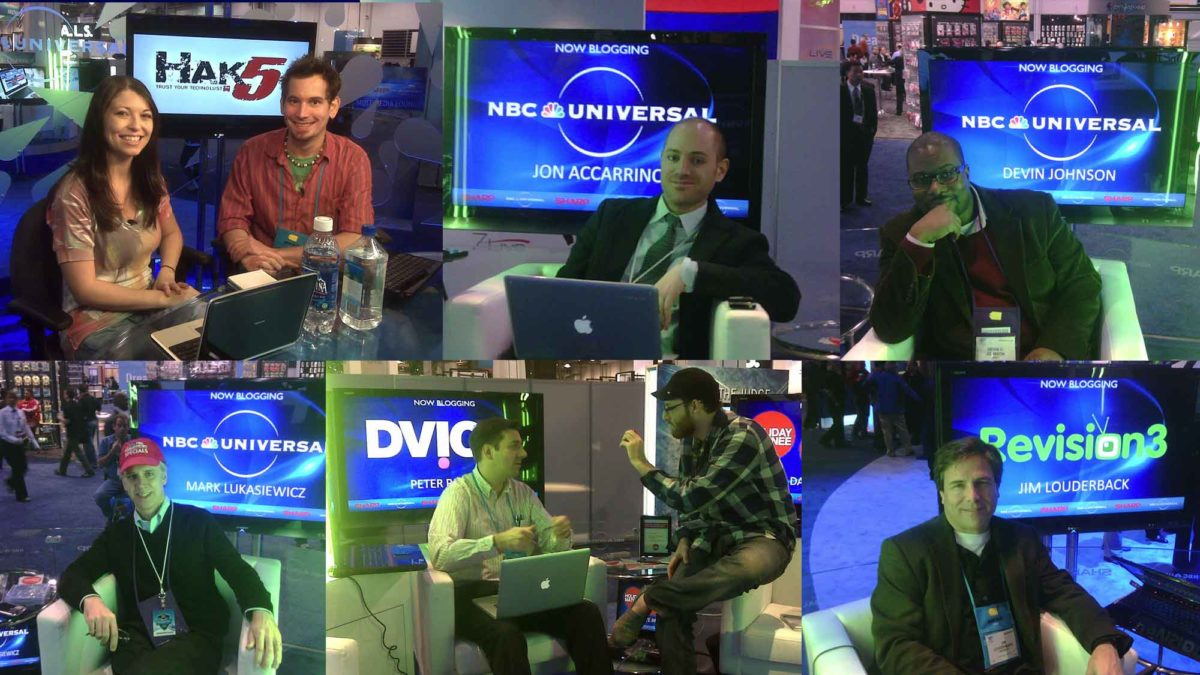 Nbcu At Ces - Influencer Lounge