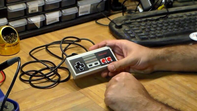 Nintendo's NES Controller