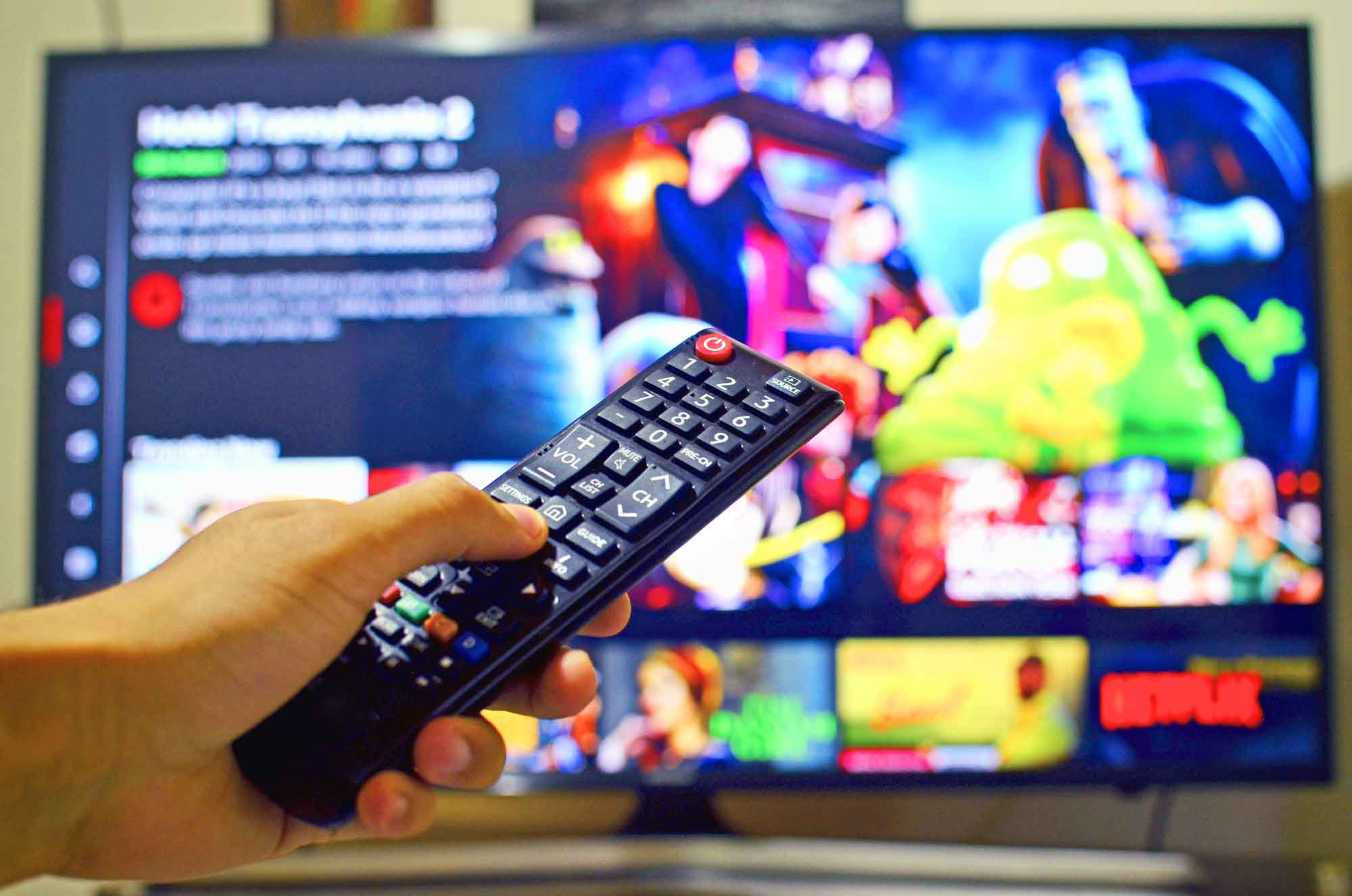 78% Of US Households Now Have A Subscription To One Or More Video Streaming Services