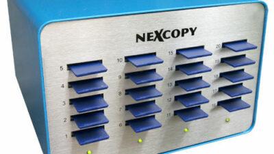 Nexcopy USB Duplicator