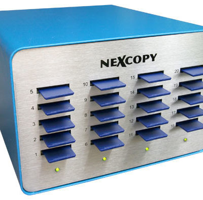 Nexcopy USB Duplicator