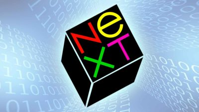 NeXT computer operating system called NeXTSTEP