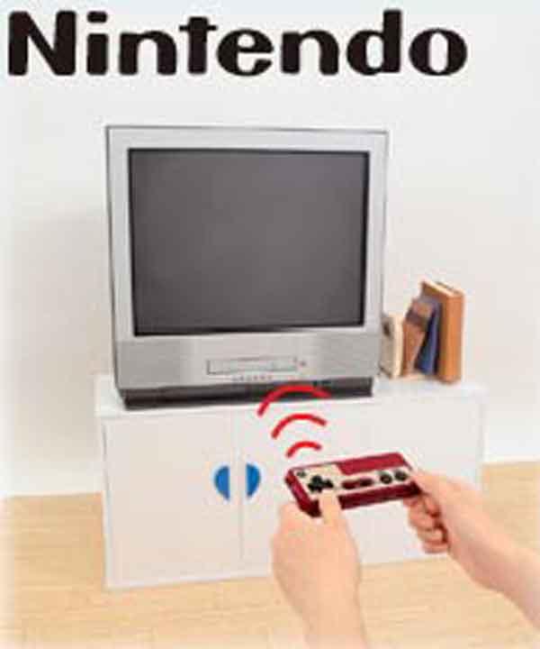 Nintendo Controller Universal Remote