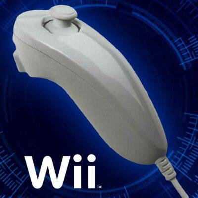 Nintendo Wii Nunchuk Controller