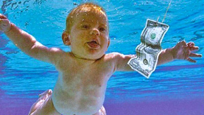 Nirvana Baby: Album Cover