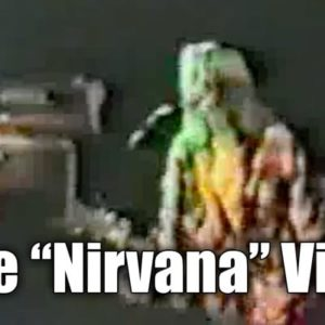 Rare Video Of A Nirvana Maxwell's Hoboken Show From 1989