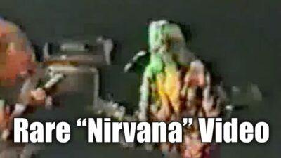 Nirvana Maxwell's Hoboken NJ