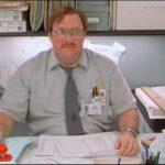 Office Space Red Stapler