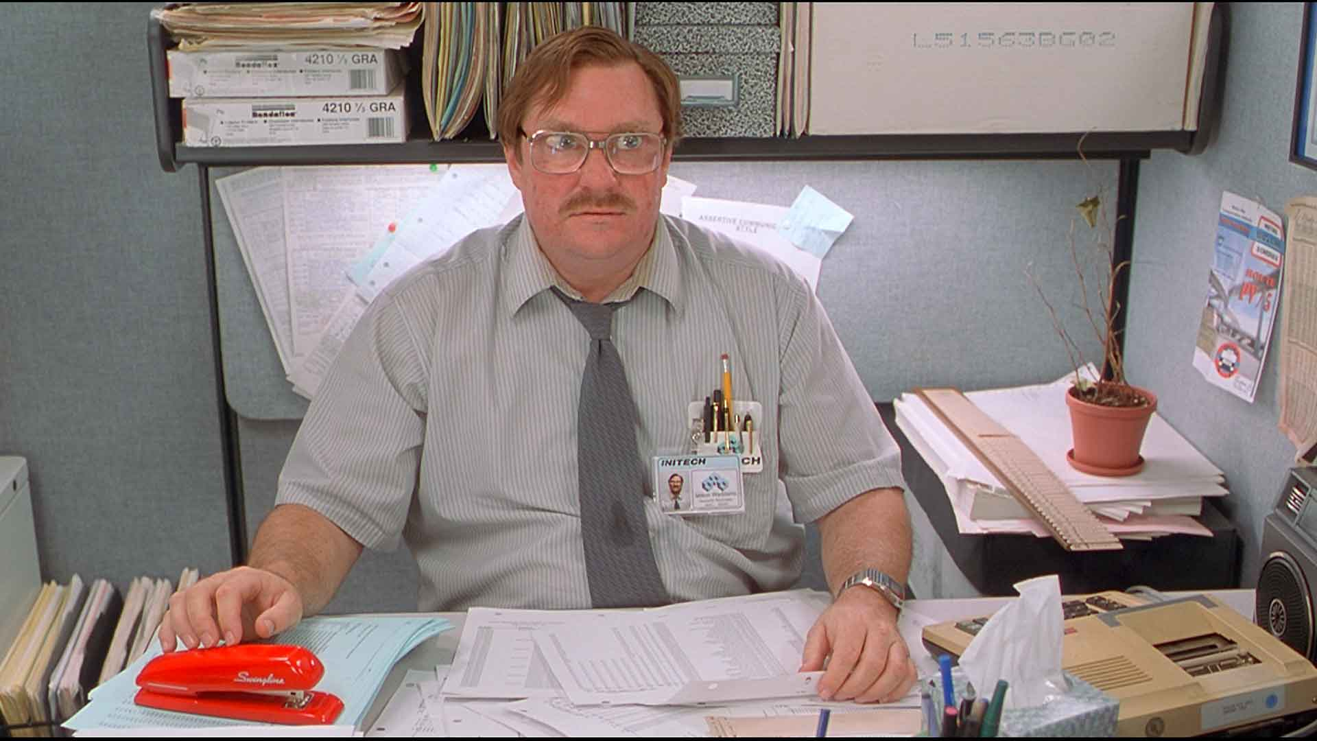 Top 25 Quotes From The Movie Office Space 1999