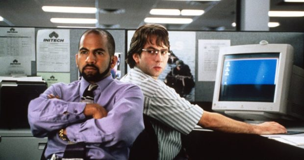 Office Space: Samir &Amp; Michael Bolton