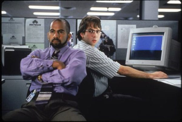 Office Space - Michael Bolton Cubicle