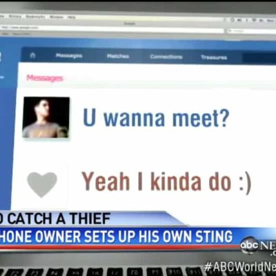 Man Recovers Stolen iPhone by Luring Thief to His Apartment Through OkCupid