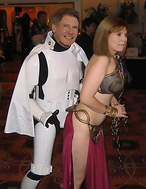 Dirty Old Han Solo