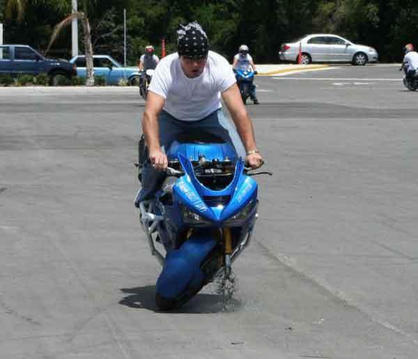 Biker Vs Cheap Mechanic
