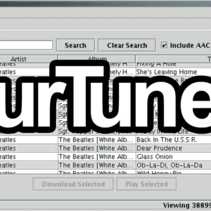 OurTunes - Hack iTunes And Make It Function Like Napster (2004)
