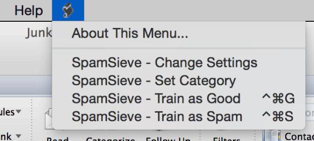SpamSieve scripts