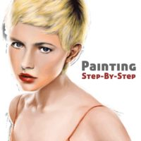 This Animated GIF Shows You How To Paint Step By Step