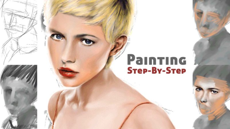 Painting Step-By-Step