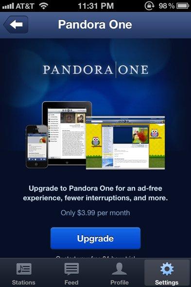 pandora-paid