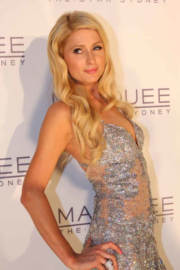 Paris Hilton Phone Hack