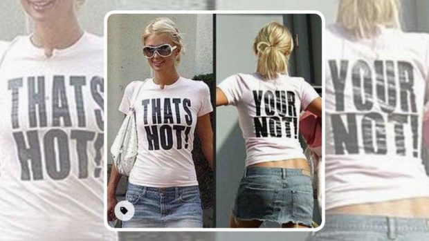 Paris Hilton Dumb Moments: Your Vs You'Re