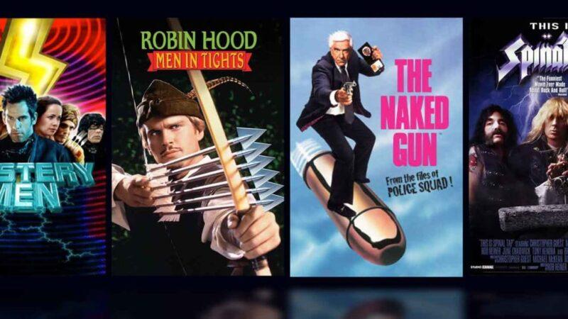 Parody Films