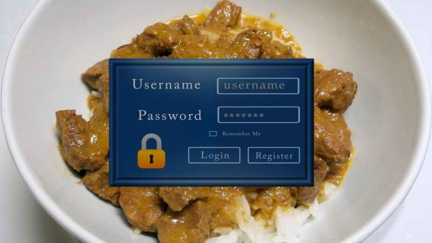 Strong Passwords: Is Your Password Stroganoff? - Computer Jokes - Tech Jokes - IT Jokes - Funny Computer Jokes