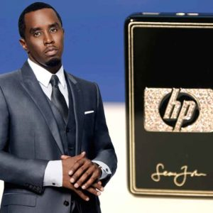 P. Diddy Diamond iPod Helps Kicks Off HP iPod Debut (2004)