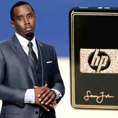 P. Diddy Diamond iPod