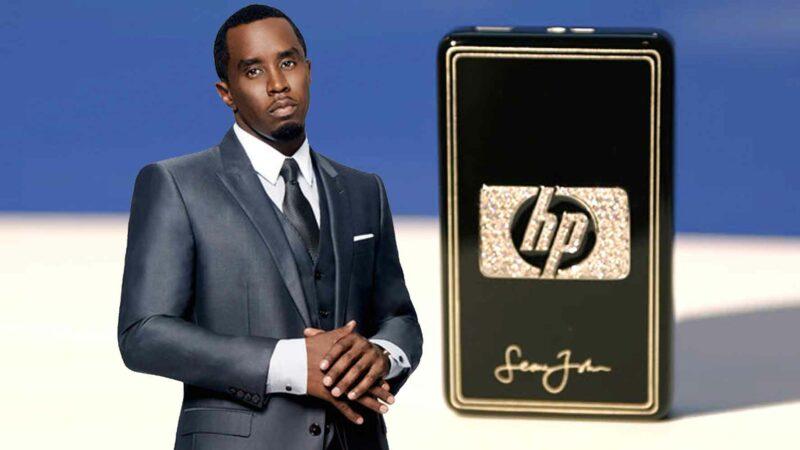 P. Diddy Diamond iPod