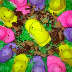Peeps Pie: An Absurd Easter Dessert That Your Family Will Never Forget
