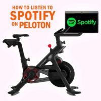 How To Listen To Spotify On Peloton - Easy Tutorial
