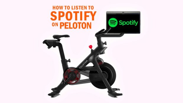 How To Listen To Spotify On Peloton