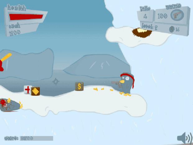 Penguinz Unblocked Game