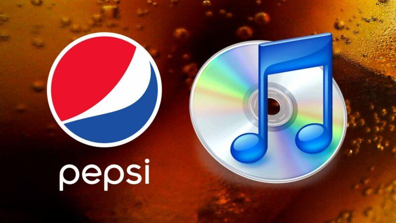 Pepsi iTunes Promotion
