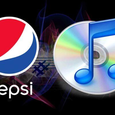 Pepsi iTunes Music