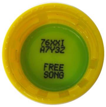 Pepsi Itunes: Yellow Cap