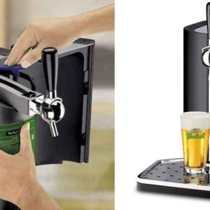 Pour The Perfect Home Draught With The Philips HD3600 PerfectDraft