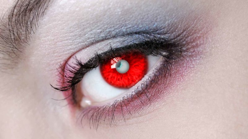 How To Manually Remove Red Eye In Photoshop