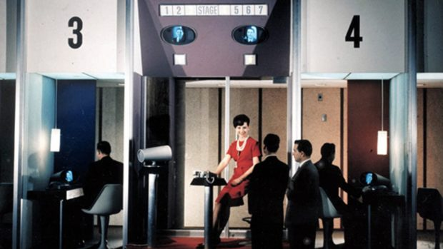 World's Fair 1964: Picturephone Booth - The History Of Video Conferencing