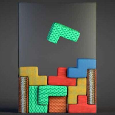 Pillow Tetris