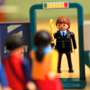 10 Funny Amazon Reviews Of The Playmobil Security Checkpoint Toy