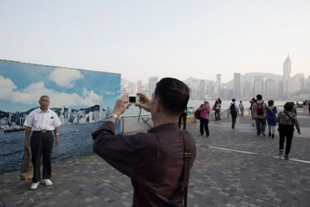 pollution-fake-city-photo