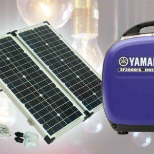 Inverter vs Solar: What's The Best Type Of Quiet Generator?