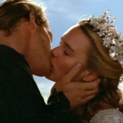 Princess Bride Kiss