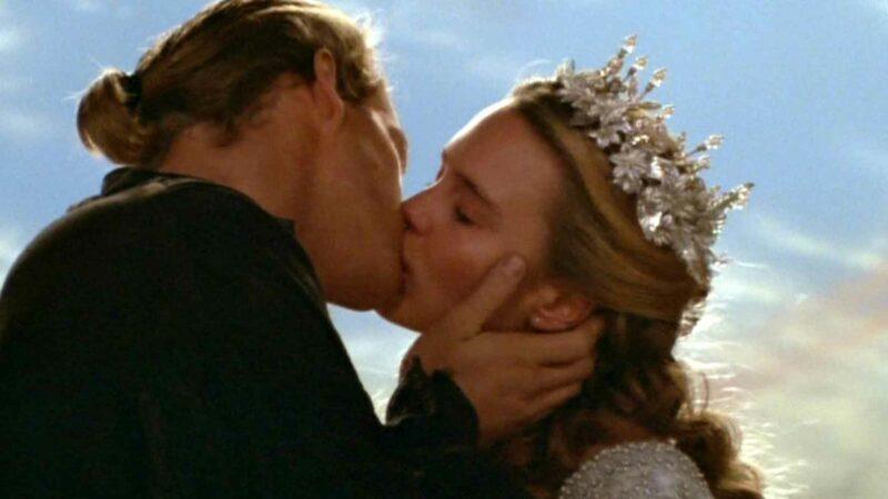 Princess Bride Kiss